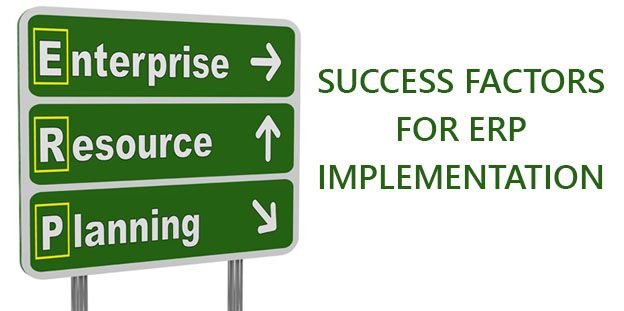Những yếu tố quyết định sự thành công khi doanh nghiệp triển khai ERP
