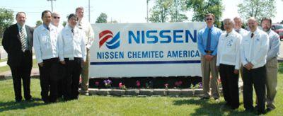 Nhờ đâu Nissen Chemitec America có thể trở thành nhà cung cấp linh kiện nhựa cho ô tô hàng đầu ...