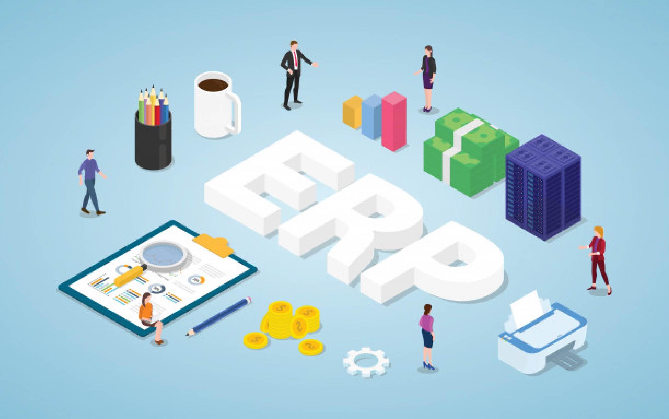5 điều phải chú ý khi lựa chọn đơn vị triển khai hệ thống ERP