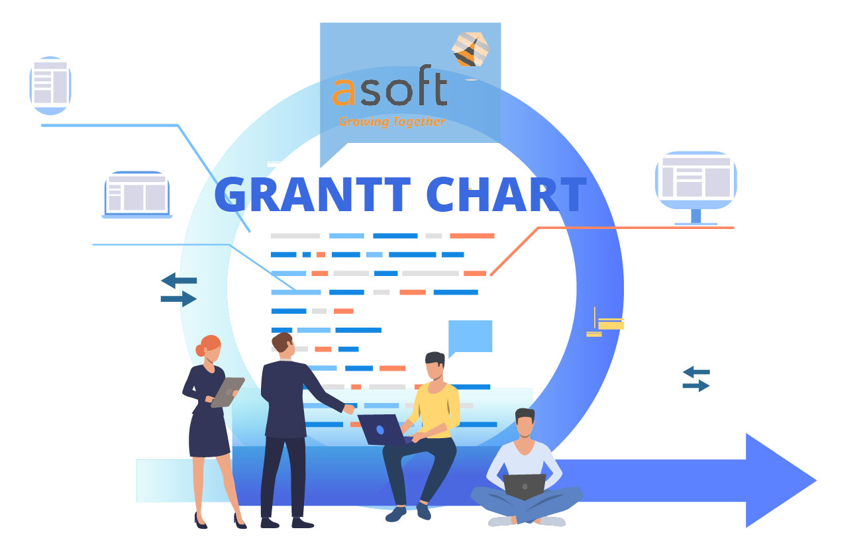 Tổng quan về sơ đồ Grantt – Công cụ quản lý dự án hiệu quả
