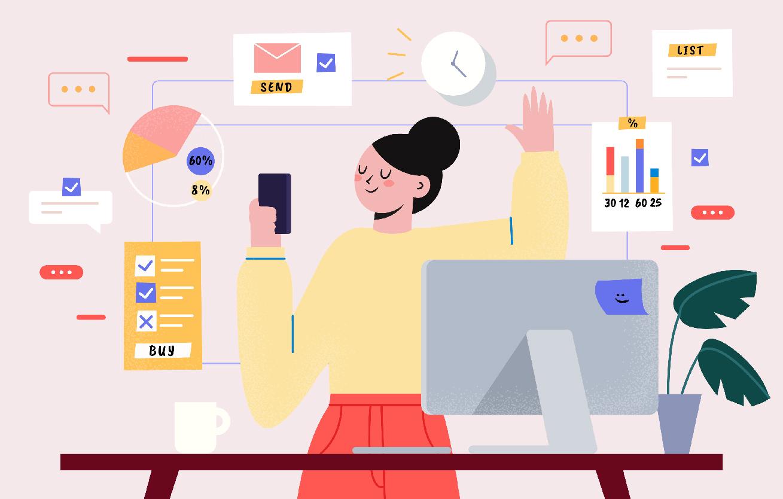 Phần mềm quản lý công việc – Liều thuốc thúc đẩy tính chủ động của nhân viên (Phần 2)