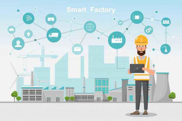 Ứng dụng giải pháp quản lý sản xuất: Xu thế phát triển nhà máy số