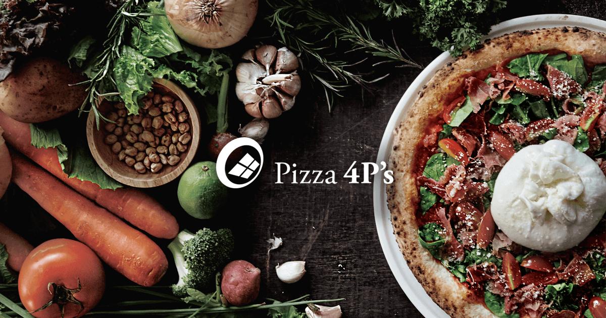 Gói gọn trong một triết lý đào tạo, nguồn gốc thành công của chuỗi nhà hàng Pizza 4P's.