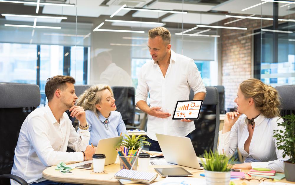 Phần mềm ERP – Người bạn tốt của các CEO