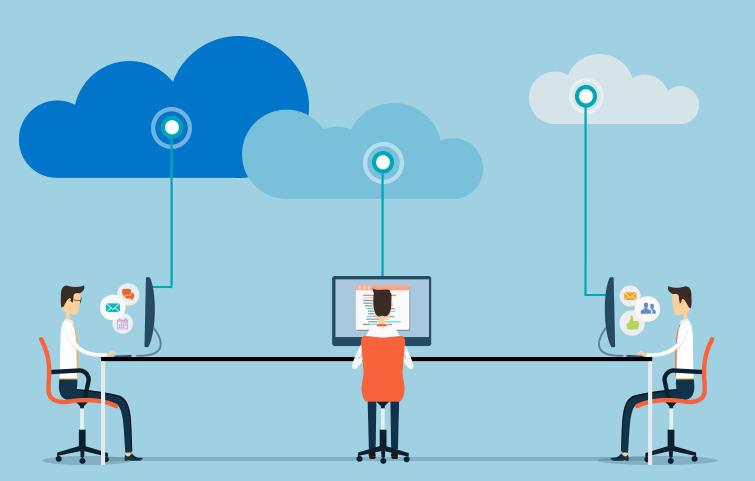 Giải pháp phần mềm Cloud ERP – Xu thế quản trị doanh nghiệp của tương lai