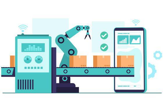 4 yếu tố công nghệ của nhà máy sản xuất thông minh