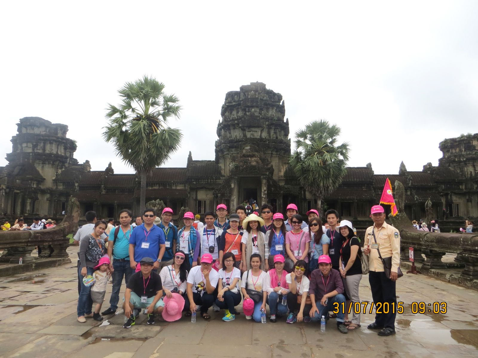 Du lịch công ty 2015