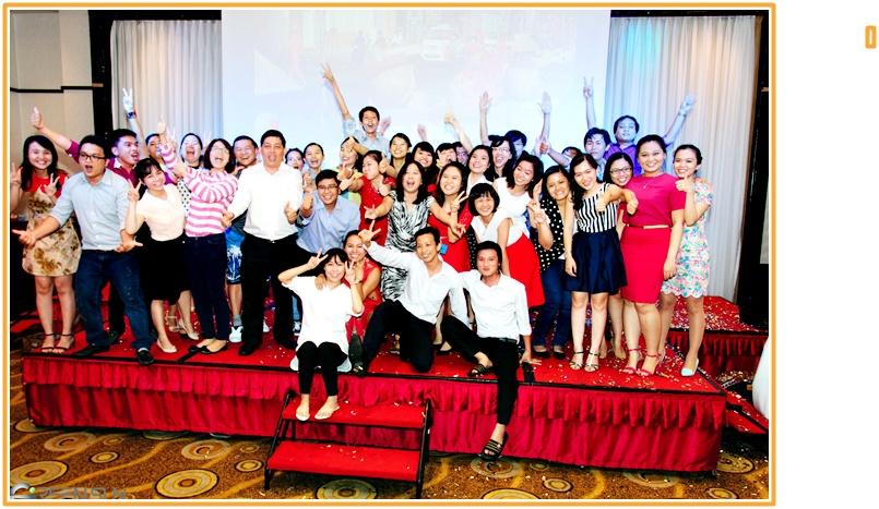 Lễ kỉ niệm 10 năm - GreenSun Group