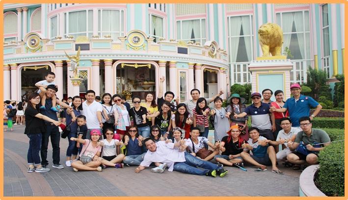 Hành Trình Khám Phá Thái Lan 2016
