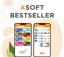 Quản lý Kênh phân phối và Sales (ASOFT-Bestseller)