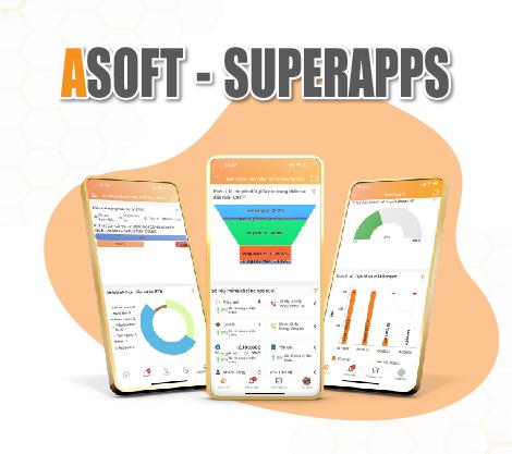 Siêu ứng dụng di động (Asoft SuperApps)
