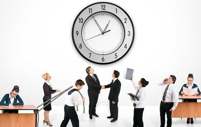 """Những khoảng thời gian """"Vàng"""" trong ngày làm việc hiệu quả."""