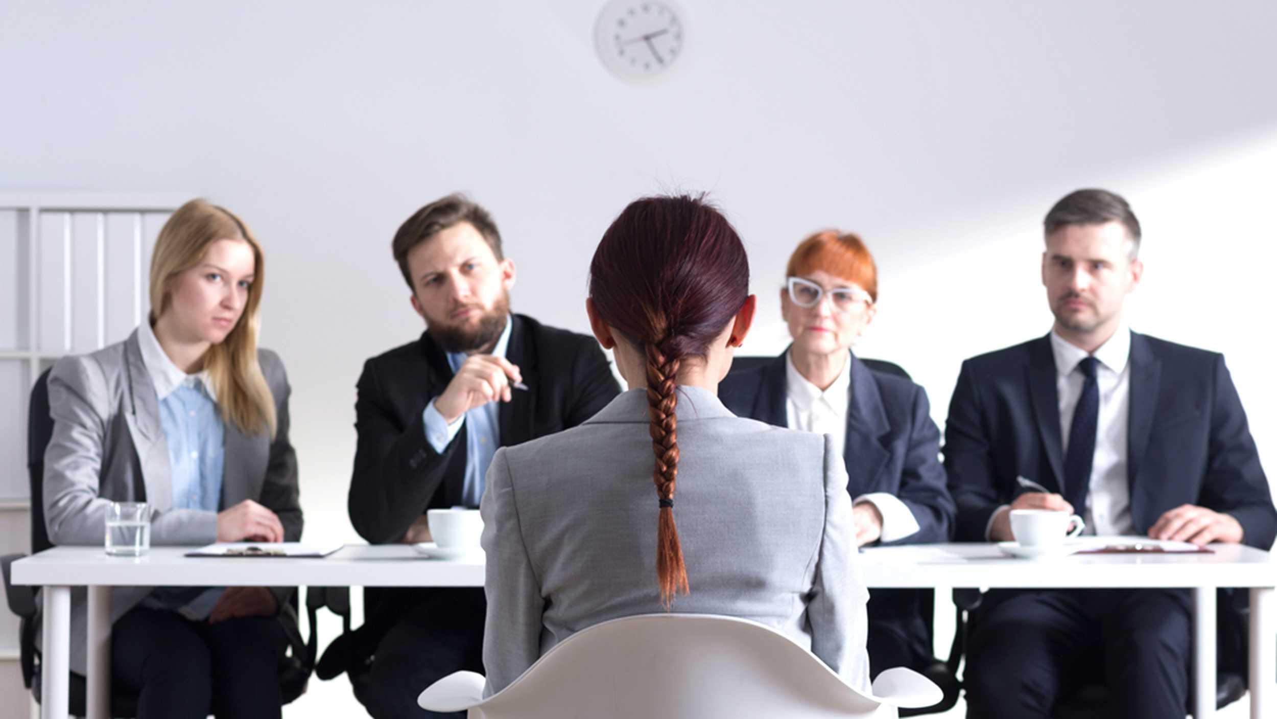 Những điều tuyệt đối cần tránh khi đang ứng tuyển xin việc.