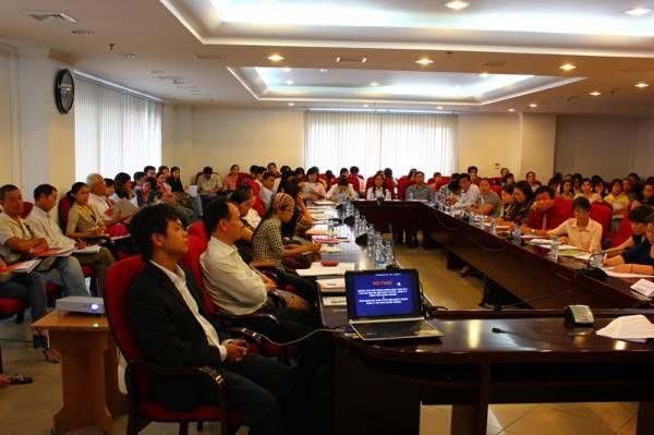 Hội thảo Kiểm soát chi phí và ứng dụng giải pháp ASOFT trong công tác quản lý