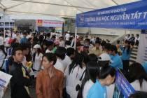 Tư vấn hướng nghiệp cho sinh viên ĐH Nguyễn Tất Thành - 03/2013