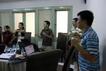 BGĐ xây dựng chiến lược kinh doanh đầu năm - Vũng Tàu - 02/2013