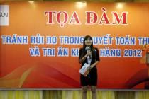 Hội nghị tri ân khách hàng - 01/2012